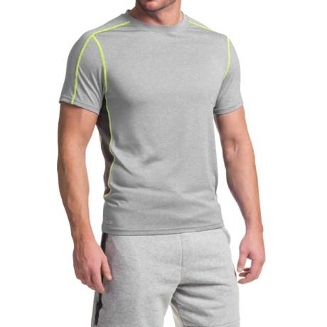 RBX XTrain High-Performance Heathered Shirt - Short Sleeve (For Men)