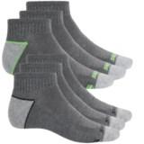 Skechers Running Socks - 6-Pack, Quarter Crew (For Men)