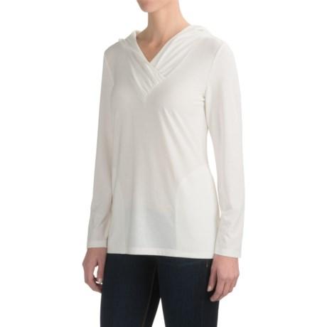 Royal Robbins Essential TENCEL® Sun Cover Shirt - UPF 50+, Hooded, Long Sleeve (For Women)