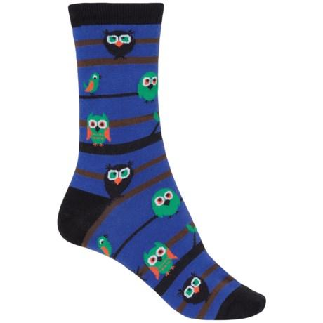 Sock It To Me Socks - Crew (For Women)