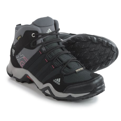 adidas outdoor AX2 Mid Gore-Tex® Hiking Boots - Waterproof (For Women)