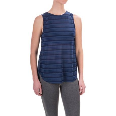 Mondetta Burnout Shirt - Sleeveless (For Women)