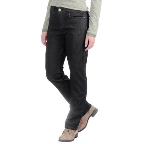 FDJ French Dressing Olivia Cozy Denim Jeans - Mid Rise, Slim Leg (For Women)