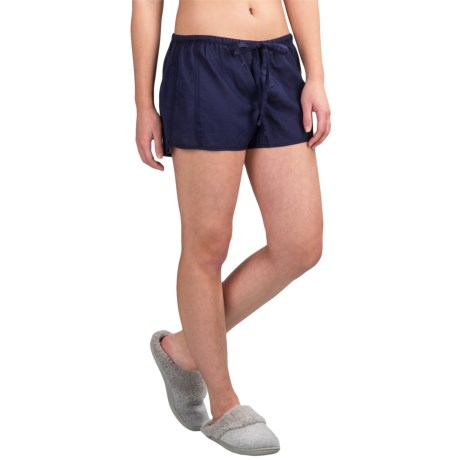 Yummie by Heather Thomson Voile Lounge Shorts (For Women)