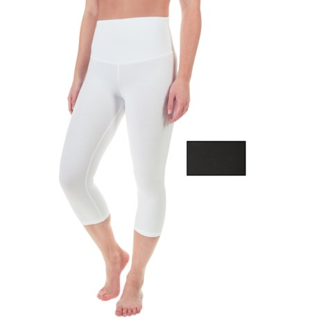 Yummie by Heather Thomson Compact Capri Leggings - 2-Pack (For Women)