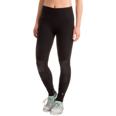Mondetta Moto Leggings (For Women)