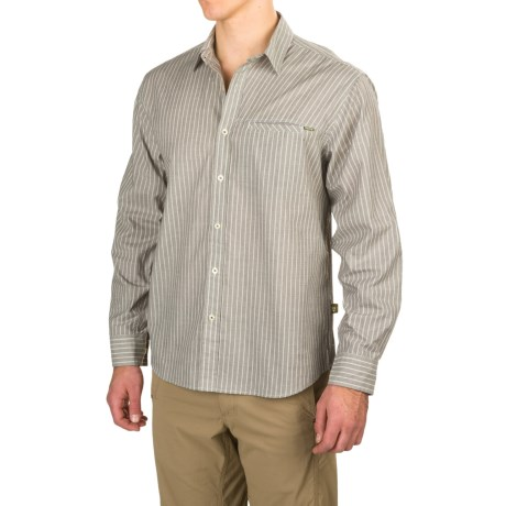 Howler Brothers Livingston Shirt - Long Sleeve (For Men)