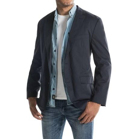 Kroon Taylor Washed Cotton Blend Sport Coat (For Men)