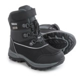Kodiak Mason Lo-Cut Snow Boots (For Little and Big Boys)