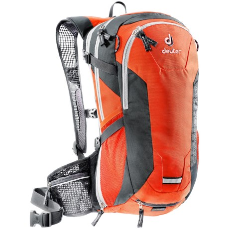 Deuter Compact EXP Air 10 Hydration Pack - 100 fl.oz., Internal Frame