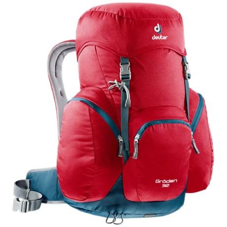 Deuter Groden 32 Backpack - Internal Frame