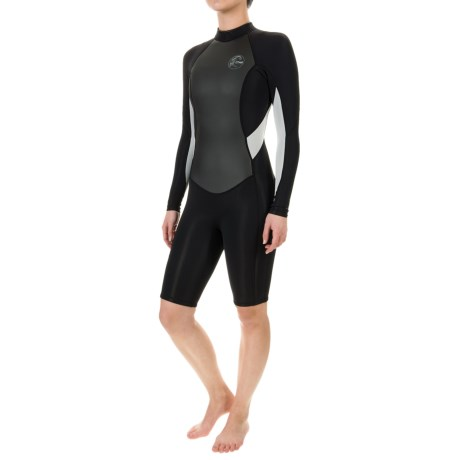O'Neill Bahia Spring Wetsuit - 2mm, Long Sleeve (For Women)