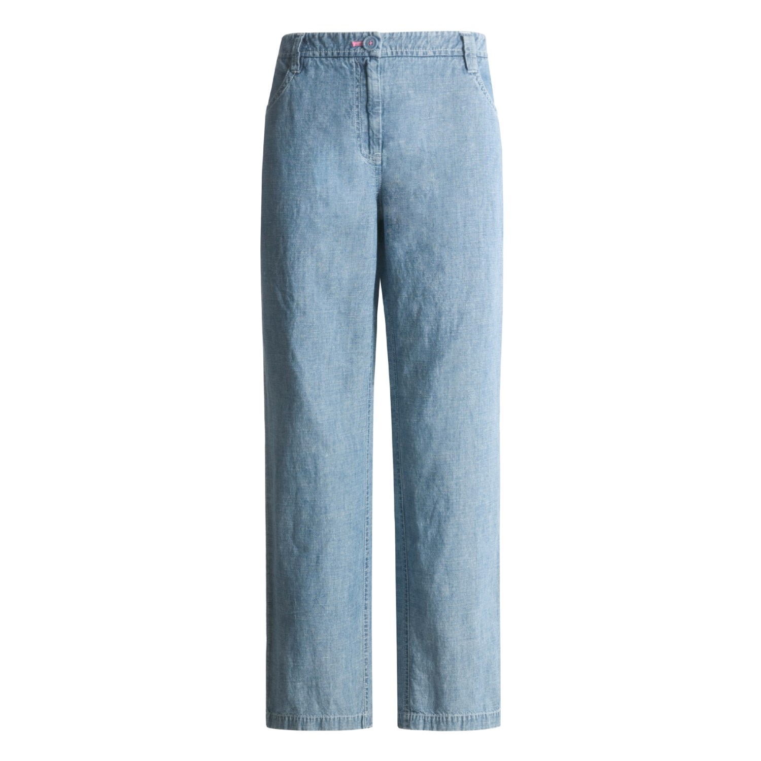 Susan bristol chambray pants for women 18652 save 74 for Chambray jeans