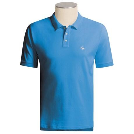 Specially made Nantucket Cotton Pique Polo Shirt - Short Sleeve (For Men)