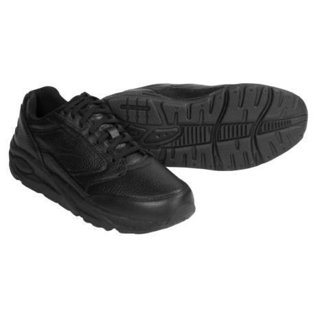 Brooks Addiction Walker Shoes - Leather (For Women
