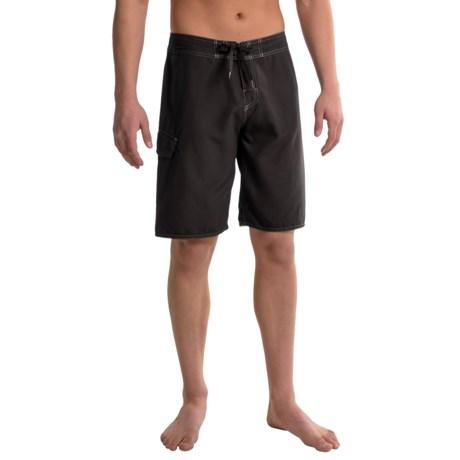 Dolfin Fitted Boardshorts (For Men)