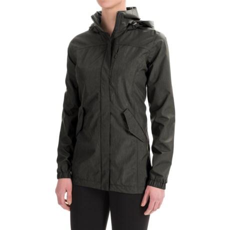 Mondetta Mirage Rain Jacket - Waterproof (For Women)