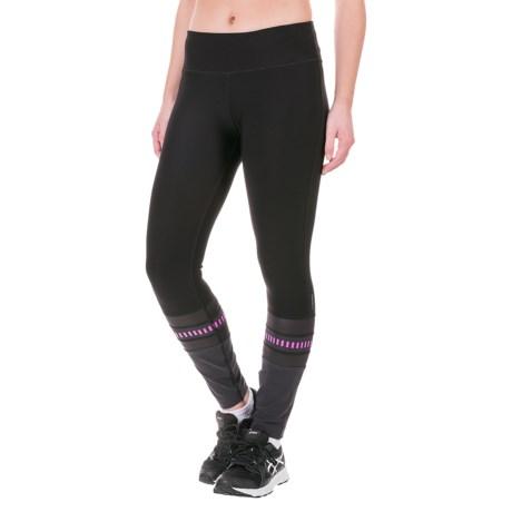 Mondetta Knee-High Capri Leggings (For Women)