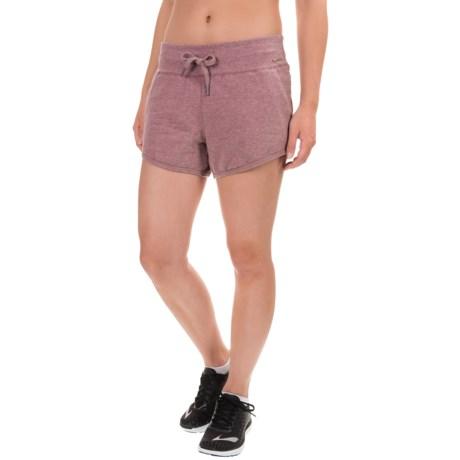 Mondetta Terry-Knit Shorts (For Women)