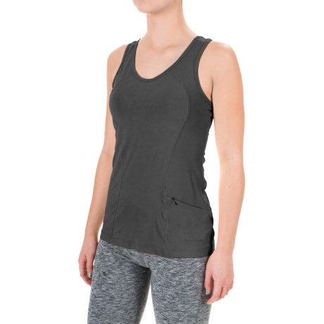 Terramar ReFlex Tank Top - Racerback, Compression Fit (For Women)