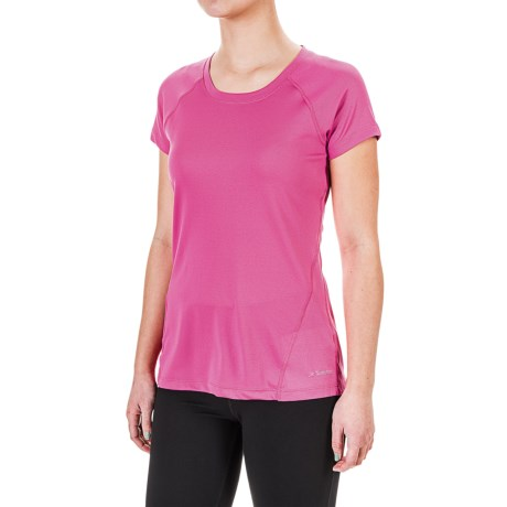 Terramar MicroCool® T-Shirt - UPF 50+, Scoop Neck, Short Sleeve (For Women)