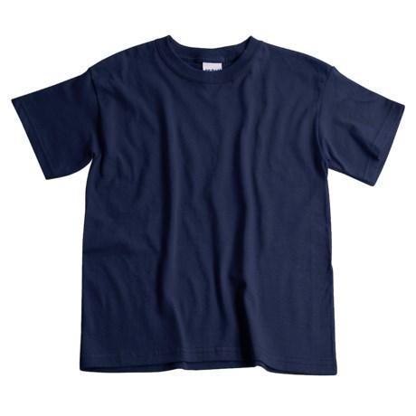 Gildan Heavyweight Cotton T-Shirt - Short Sleeve (For Youth)