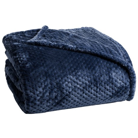 Berkshire Blanket Plush Honeycomb Blanket - Full-Queen