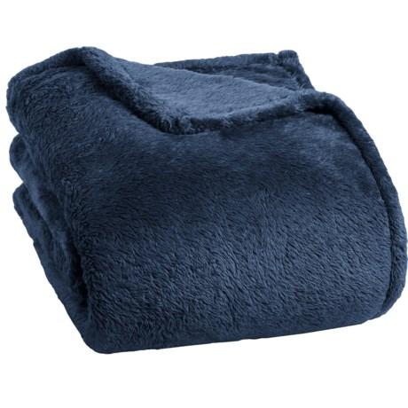 Berkshire Blanket Fluffy Plush Blanket - Twin