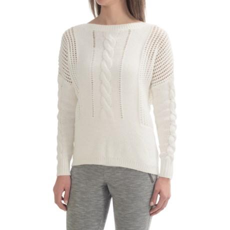Lole Taraji Mesh Sweater (For Women)