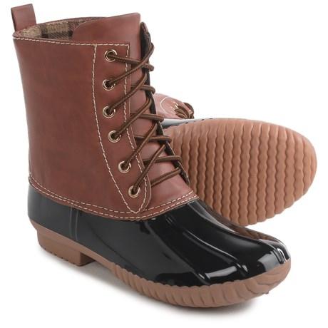Yoki Dylan Duck Boots (For Women)