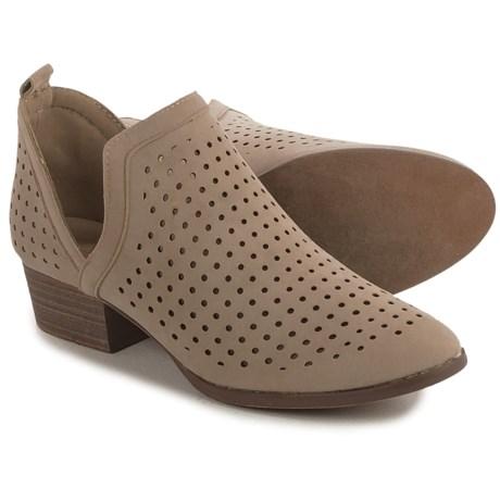 Yoki Paladino Ankle Boots - Vegan Leather (For Women)