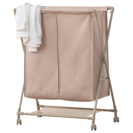 neatfreak! ® Double-Compartment Laundry Sorter