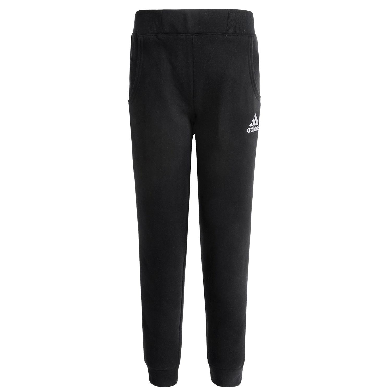 Adidas Fleece Joggers For Big Boys 187mn Save 58