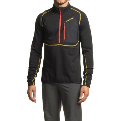 La Sportiva Icon 2.0 Polartec® Power Stretch® Pro Fleece Jacket - Zip Neck (For Men)
