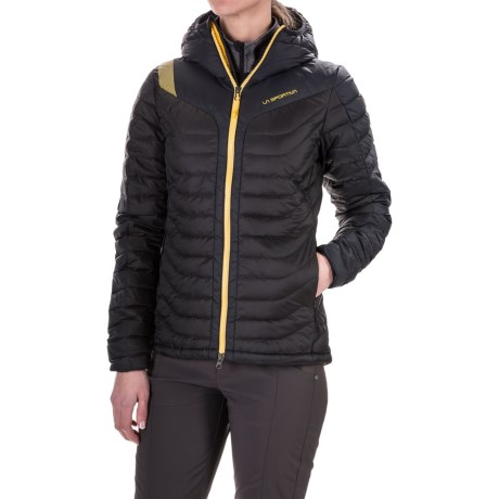 La Sportiva Universe Hooded Down Jacket - 700 Fill Power (For Women)