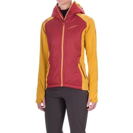 La Sportiva Siren 2.0 PrimaLoft® Hoodie - Insulated, Full Zip (For Women)