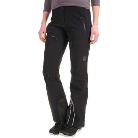La Sportiva Shiva Soft Shell Pants (For Women)