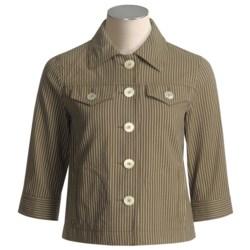 Bogner Rosara Cotton Jacket (For Women)