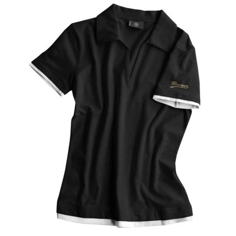 Bogner Rimni Polo Shirt - Short Sleeve (For Women)