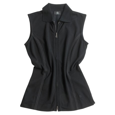 Bogner Kaley Vest - Full Zip (For Women)