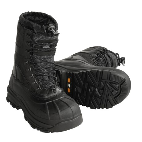 Sorel Conquest Boots - Safety Toe, Waterproof Insulated (For Men)