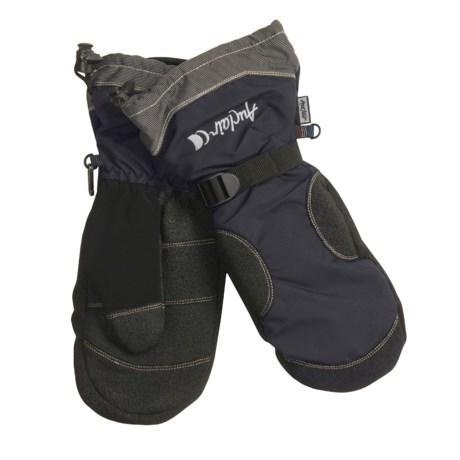 Auclair Boomer Ski Mittens - Waterproof, Thinsulate® (For Men)