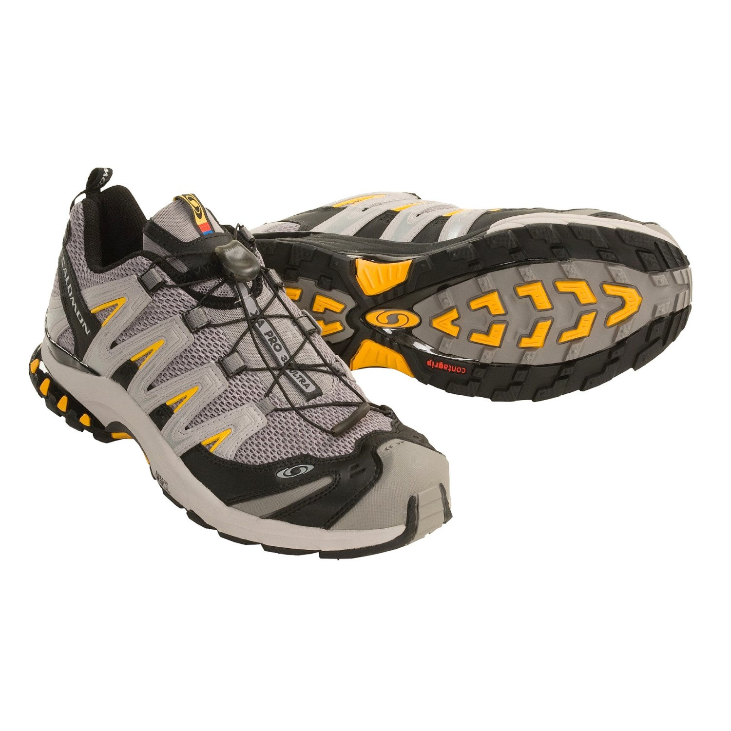 how to clean trail running shoes