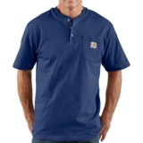 Carhartt Workwear Henley Shirt - Short Sleeve (For Men)