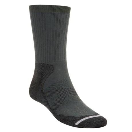 Lorpen CoolMax® Thin Trekking Socks - Crew (For Men and Women)