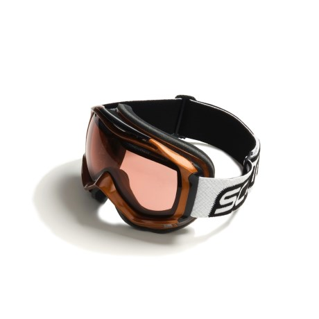 Scott USA Broker Ski Goggles - Spherical Lens