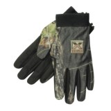 Arctic Shield Camo Shooter Hunting Gloves (For Men)