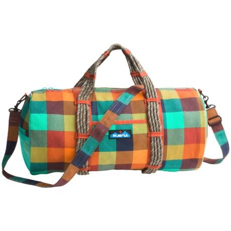 Kavu Bitsy Duffel Bag For Women 188cd Save 71