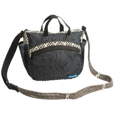 Kavu Bagaroo Crossbody Bag (For Women)