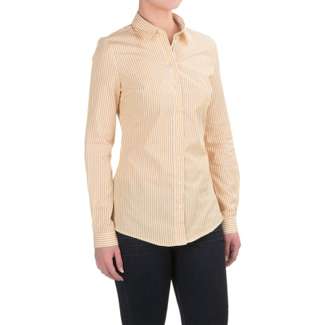 Barbour Holsteiner Shirt - Long Sleeve (For Women)